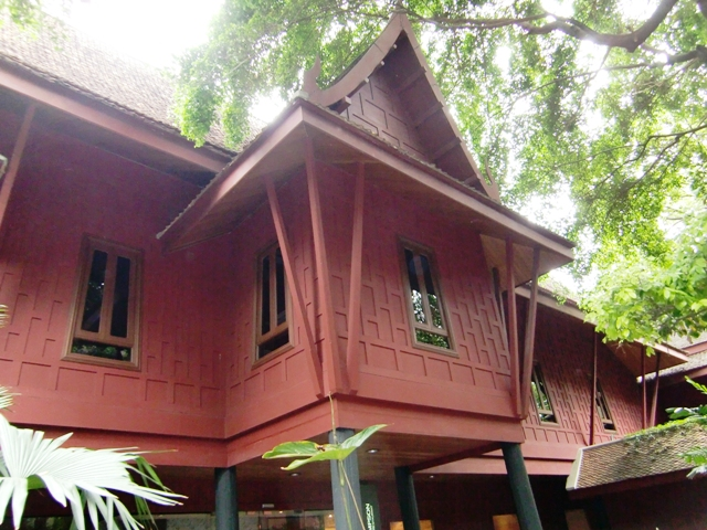 Jim Thompson house Bangkok
